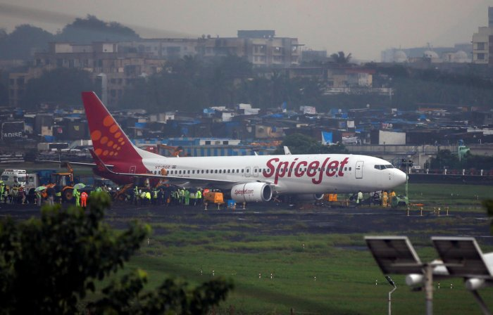 Spicejet has been quite aggressive on its international expansion since the grounding of Jet Airways in April, as it could bag a sizeable number of landing rights in the Gulf and Southeast Asia. (Reuters)