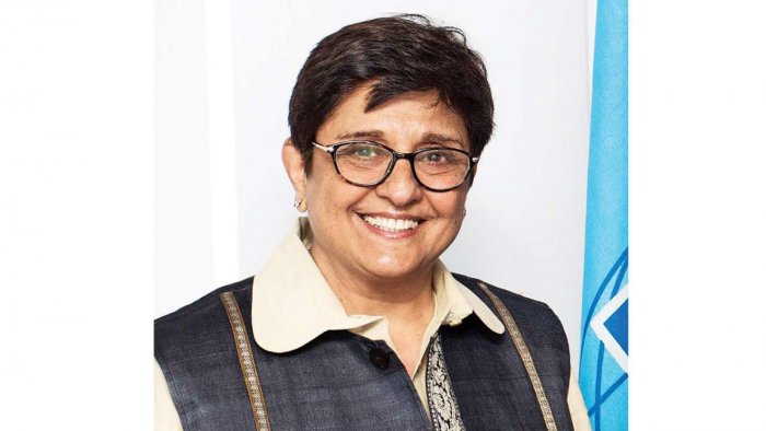 Kiran Bedi. (File Photo)