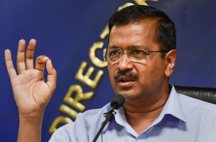Kejriwal said he himself along with his ministers and government officials will help check mosquito breeding.(PTI Photo)