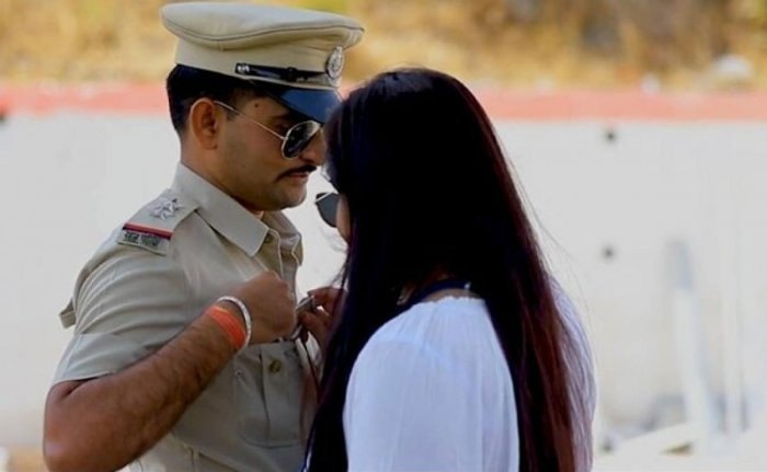 Rajasthan Cop 'Bribed' By Bride In Pre-Wedding Video.