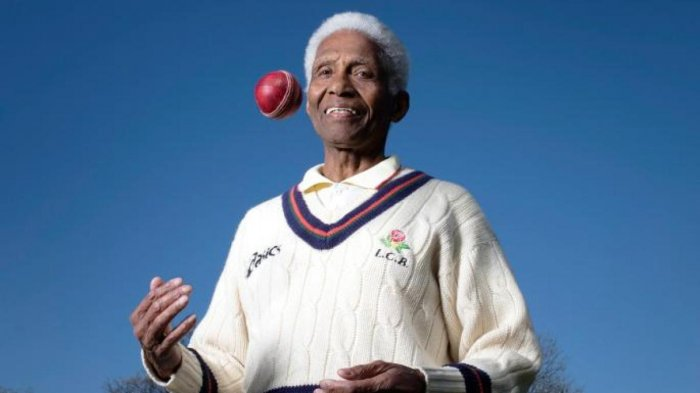 West Indies cricketer, Cecil Wright. (DH File Photo)
