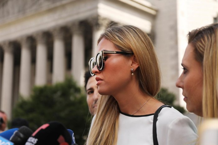 In testimony in front of the judge, over a than a dozen women spoke about how they were sexually abused and trafficked by Epstein at his numerous homes across the country. Spencer Platt/Getty Images/AFP