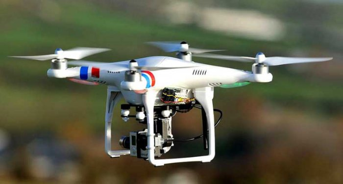 The university is refusing from admittingthat the flying objects are drones, saying insteadthat theseare airplanes passing over the campus. (Image for representation)