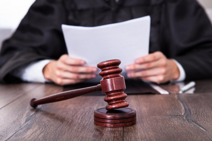 """Judge Masood Arshad announced that he had been asked to stop working through a """"WhatsApp message"""" therefore he could not continue the proceedings. (Representative image)"""