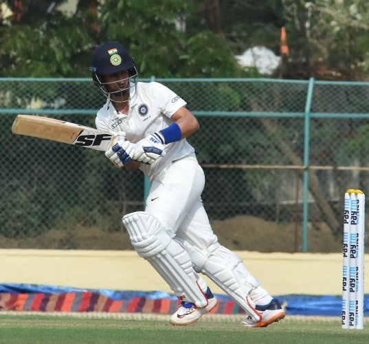 India Green skipper Faiz Fazal will hope to produce a big knock against India Red in their Duleep Trophy match.