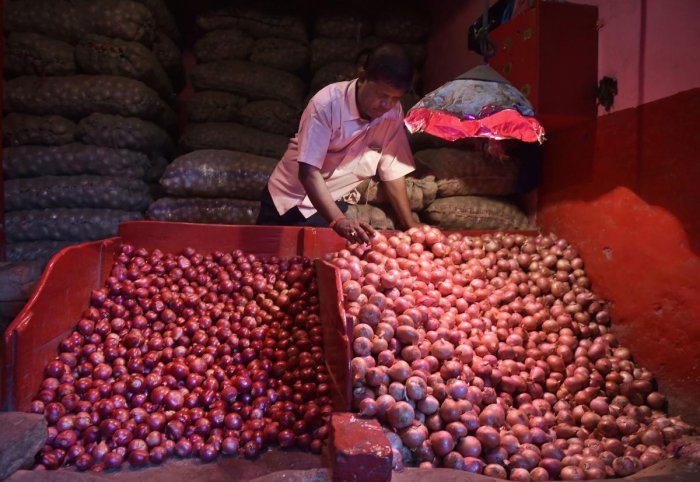 Overall vegetables production is estimated to be around 185.88 million tonne, higher than 184.39 million tonne achieved last year (PTI File Photo)