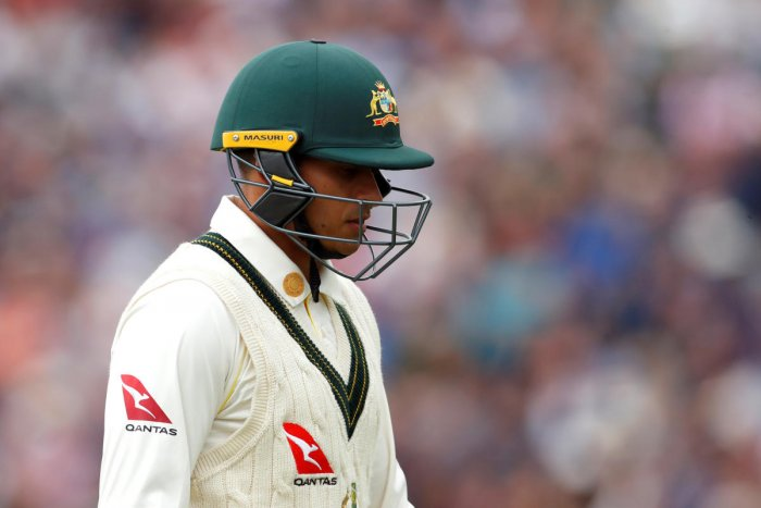 Usman Khawaja has not been in the best of forms at the ongoing Ashes (Reuters Photo)