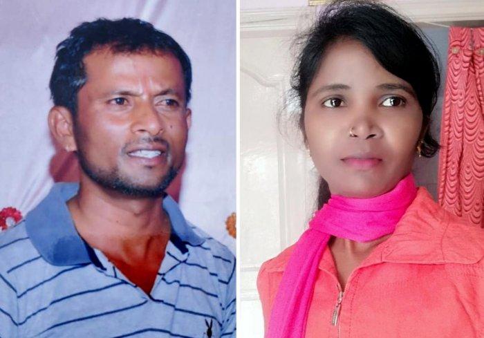 Mallikarjun and Saraswathi