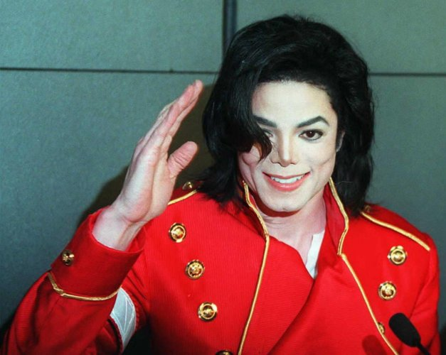 """Acting legend Marlon Brando spoke to Michael Jackson about child abuse allegations and he revealed the music icon was """"frightened"""" to give an answer to him. (AFP File Photo)"""