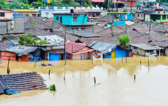 What unfolded in Kodagu between two devastations in the span of a year -- between mid-August 2018 and 2019 -- is testimony to this. This time around, the spread of the disaster is wider, with swollen rivers marooning vast patches of productive land and habitations, coupled with landslides.