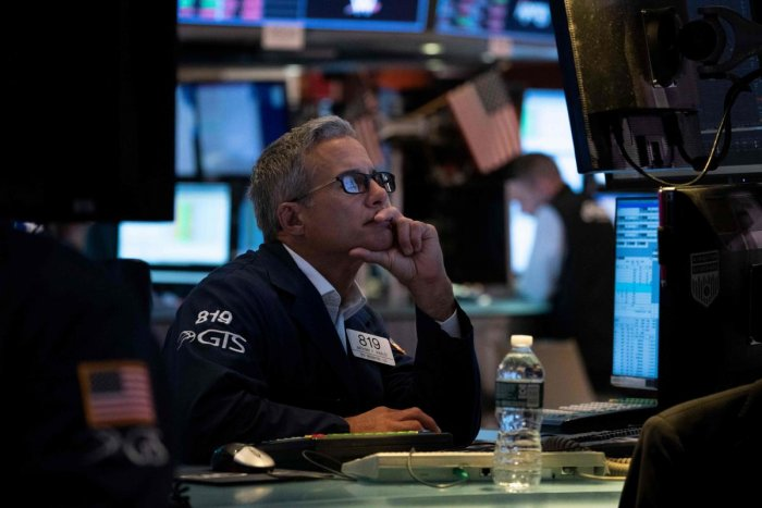 About 15 minutes into the day's trading, the benchmark Dow Jones Industrial Average and broader S&P 500 were both up 0.4 per cent at 26,465.32 and 2,934.72 respectively. AFP file photo