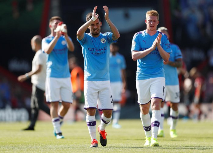 Manchester City. (Reuters File Photo)
