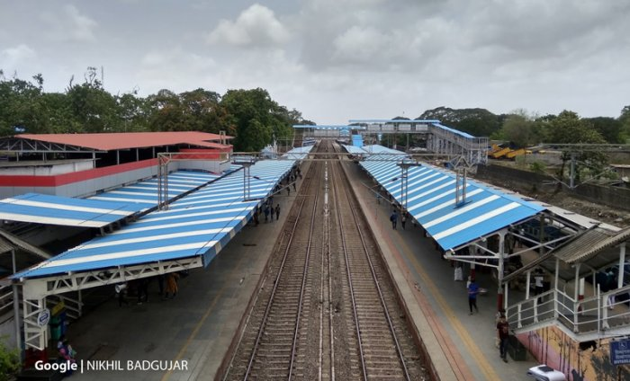 Palghar railway police area, which became the first in the country to have such a coffin, covers nine stations on Western Railway between Saphale Road to Bordi. (Pic credit: Google Maps)