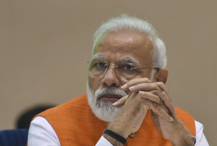 Principal Secretary of Narendra Modi seeks resignation. (PTI Photo)
