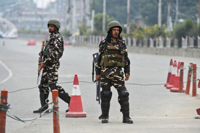 Though no militant outfit claimed responsibility for the killing, police sources said, it was the handiwork of a local module of Hizb-ul-Mujahideen outfit. AFP file photo