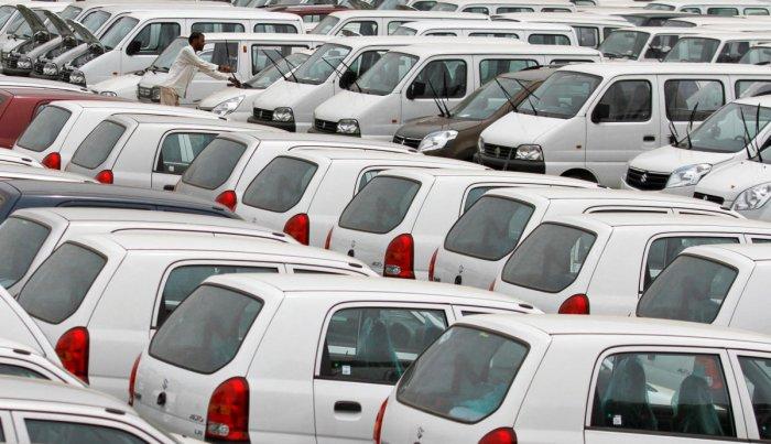 Maruti Suzuki India reports near 33% drop in Aug sales