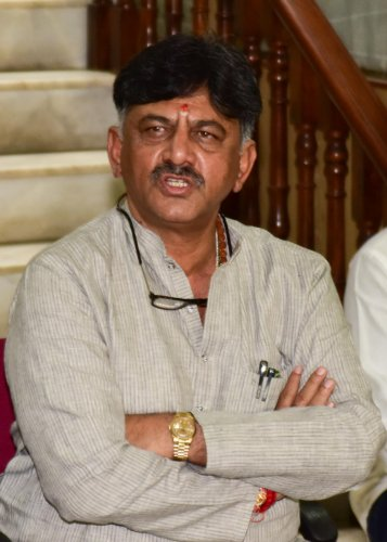Congress claimed that Shivakumar's arrest was a diversion created by the BJP government to take the focus away from the economic slowdown and the stock exchange crash.