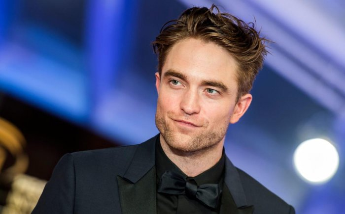 US actor Robert Pattinson. AFP file photo