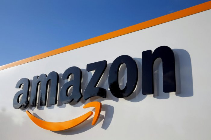 E-commerce giant Amazon India. (Reuters Photo)