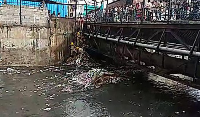 Zain, who was living in Arafath Nagar, Goripalya, with his mother Gulshan, had stepped out to throw garbage near the drain on August 29 along with a nine-year-old girl, his neighbour.