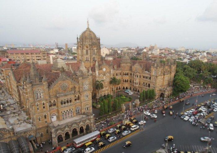 The Chhatrapati Shivaji Maharaj Terminus
