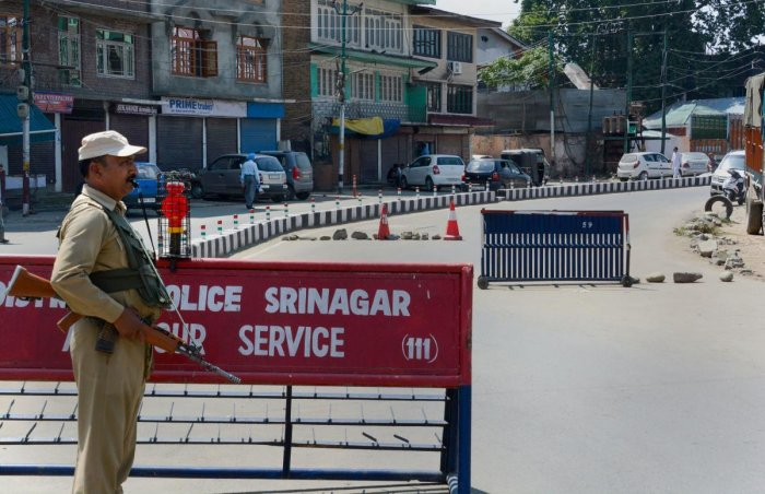 The lifting of restrictions from different areas of Srinagar and elsewhere in Kashmir had resulted in increased movement of private vehicles since Monday.