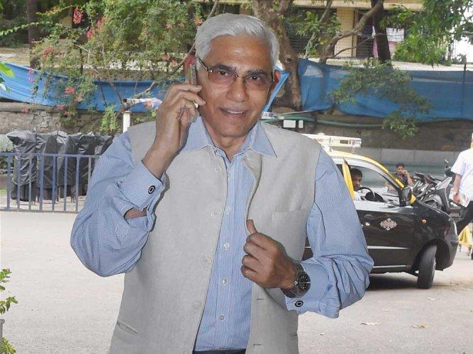 Former Comptroller and Auditor General Vinod Rai. PTI file photo