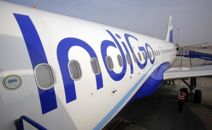 IndiGo has 47 per cent share in the domestic air passenger market, as per data of aviation regulator DGCA, making it the leading airline in India. (DH File Photo)