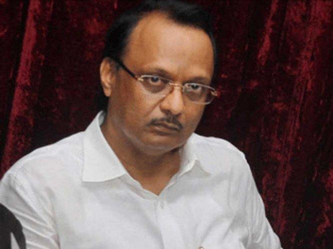 Former Maharashtra Deputy CM Ajit Pawar (PTI File Photo)