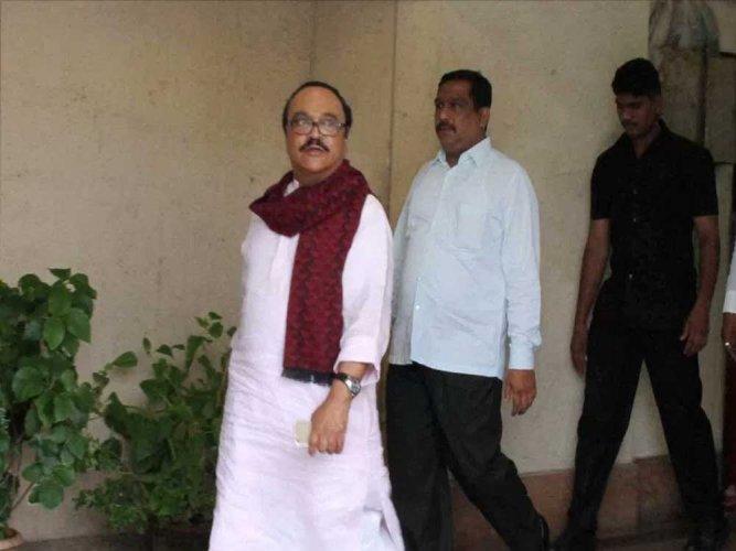Senior NCP leader Chhagan Bhujbal. (PTI File Photo)