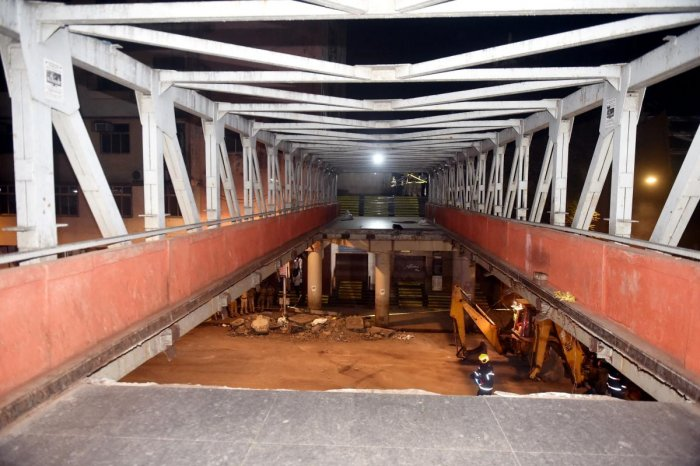 A preliminary probe has found that the structural audit was not proper and the repairs undertaken by the contractorwere not up to the mark. (PTI Photo)