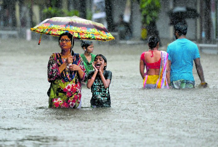 Dr. Azad and her team developed algorithms that can accurately detect intense rainfall events, taking into consideration the triennial oscillation period and other factors such as ENSO. (AFP file photo)