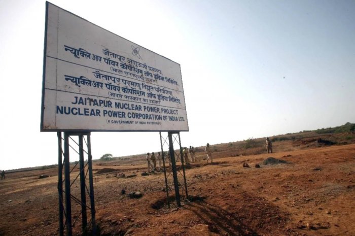 Two other projects that faced opposition were the Dabhol power project and the Jaitaput nuclear power project. (DH File Photo)