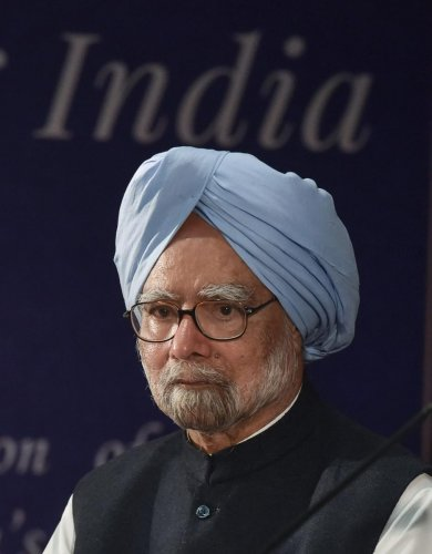 Former Prime Minister Manmohan Singh. (PTI Photo)