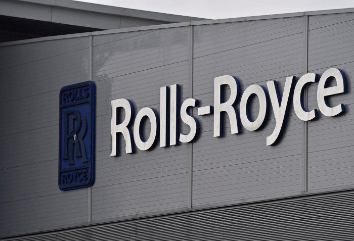 Rolls has faced a tough trading environment in recent years on weak demand for its plane engines and marine power systems. (Reuters file photo)