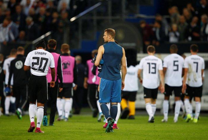 German World Cup Team 2020.Euro 2020 Germany Under Pressure After Dutch Debacle