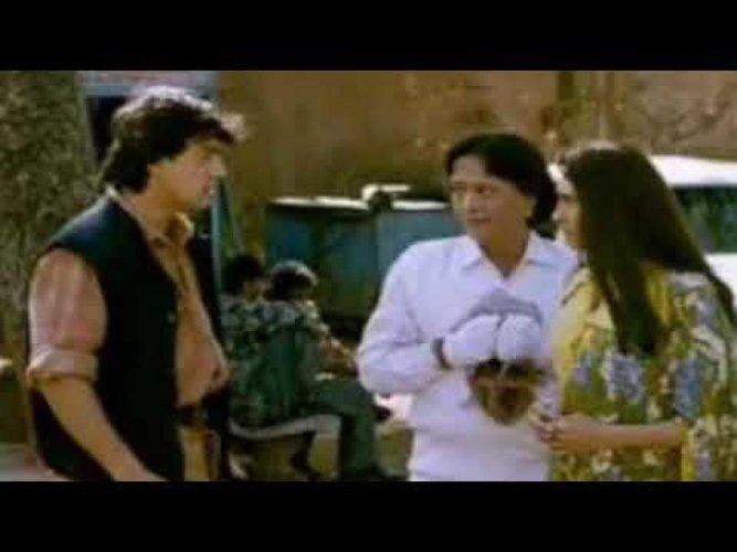 Veeru Krishnan in Raja Hindustani. (Image: YouTube)