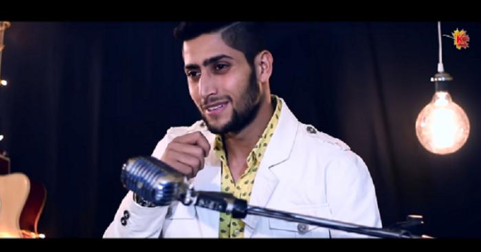 Aadil Gurezi, Kashmiri singer
