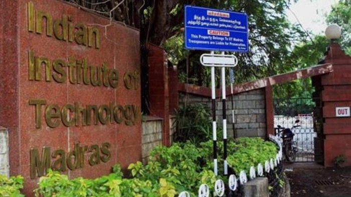 The tie-up, IIT-Madras said, would facilitate novel research ideas and ventures in cleantech space. DH Photo