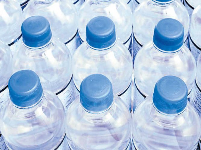 "The plastic industry told the Modi government that PET bottles used to sell packaged drinking water doesn't come under the 'single-use plastic"" category"