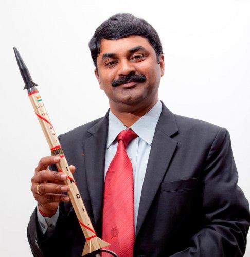 G Satheesh Reddy, DRDO chairman.