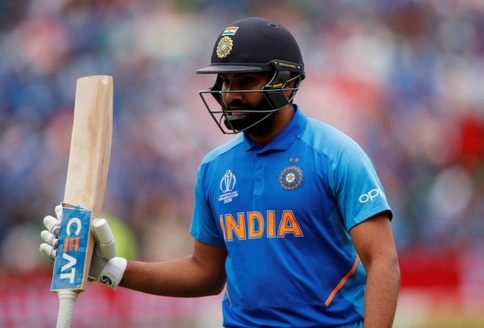 Despite being brilliant in ODIs, Rohit Sharma has never been able to carry his form into Test cricket. Reuters file photo