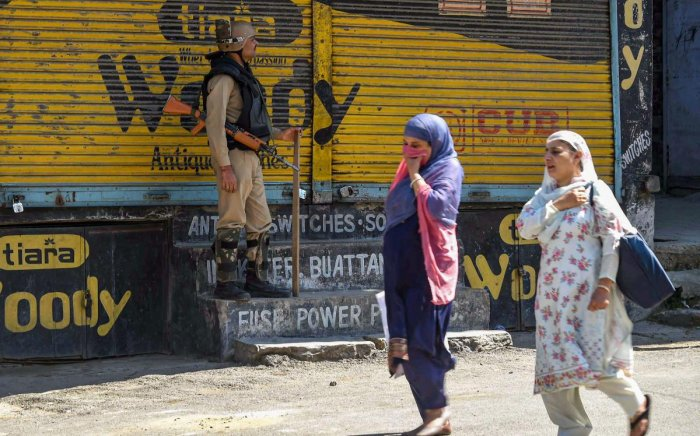 The CRPF is the lead counter-terrorism, and law and order keeping central force in the Kashmir Valley with over 65 battalions (about 1,000 personnel each) permanently based there. (PTI Photo)