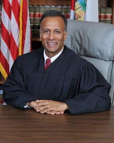 Indian American Anurag Singhal nominated as Florida judge. (Wikipedia Photo)