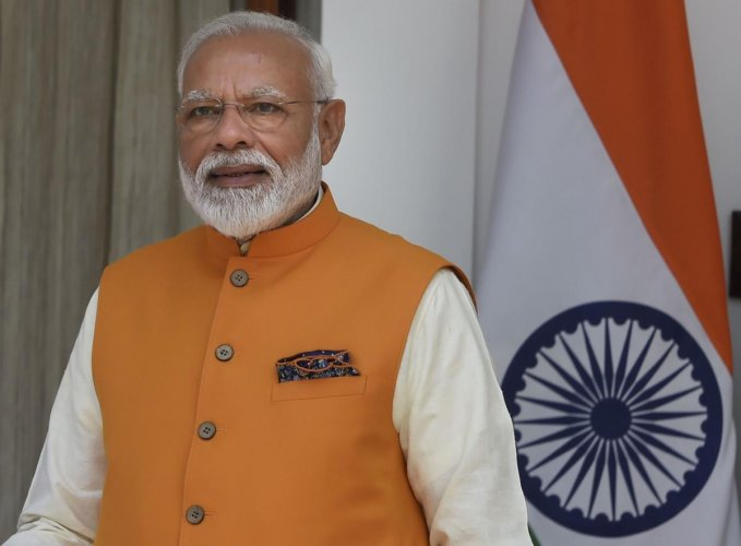 Prime Minister Narendra Modi willlaunch the Rs 12,652 crore national animal disease control programme at Mathura. PTI