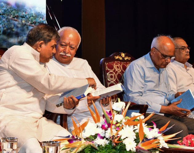 RSS has adopted complex messaging on reservations. (DH File Photo)