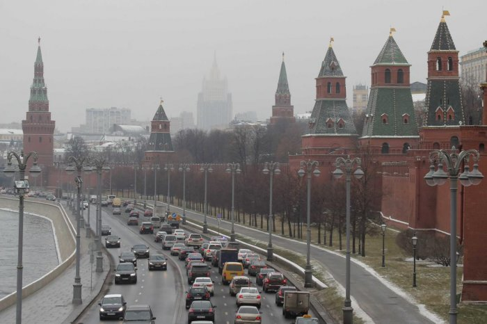 A general view of Kremlin. Reuters file photo