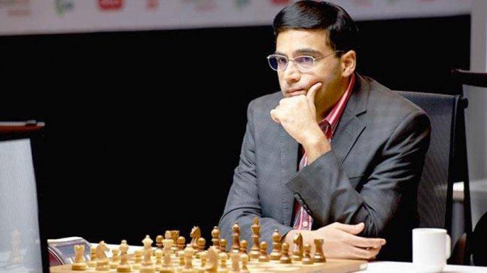 Viswanathan Anand. DH Photo