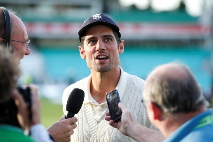 Alastair Cook. Reuters file photo