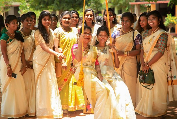 Though Onam has a Hindu myth behind it, it has assumed a secular dimension over the centuries and people, cutting across caste, class and religion, are taking part in the celebrations in unison. (PTI File Photo)